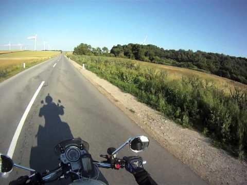 Medfreš - Medfreš/Vedlejší kolej/Bassist trip on motobike to Ukraine HD