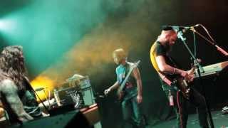 Baroness - Cocainium (Live Trabendo, Paris 01/10/2013)