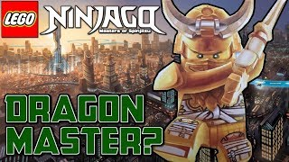 Ninjago: Season 9: Who Is The Golden Samurai?