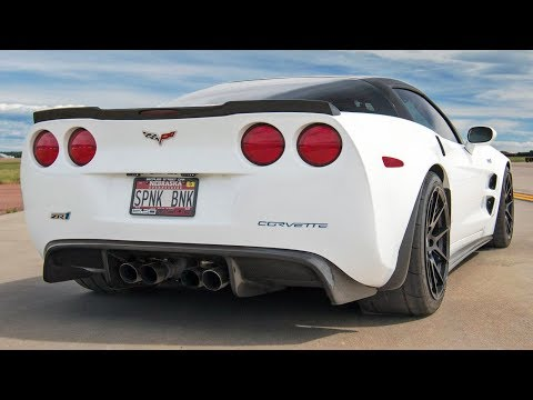 SPNK BNK ZR1 Goes 1/2 Mile Racing! Mp3