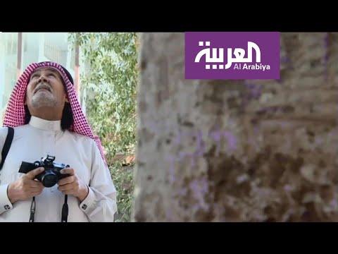 العرب اليوم - شاهد: فنان سعودي يُحاكي بأعماله الفنية تفاصيل الحياة قديما في جدة التاريخية