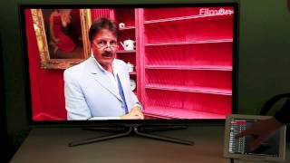 Live UK TV with Filmon via Airplay