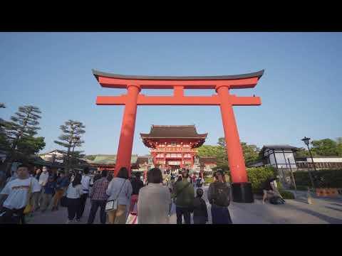 日本旅行紀錄-伏見稻荷大社