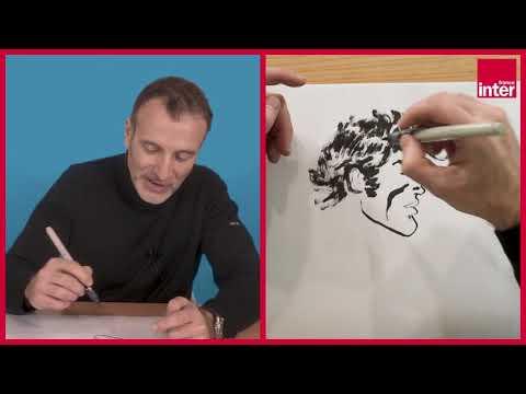Vidéo de Christophe Blain