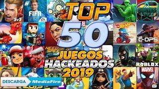 Top 50 Mejores Juegos Hackeados Para Android 2018 免费在线视频最佳