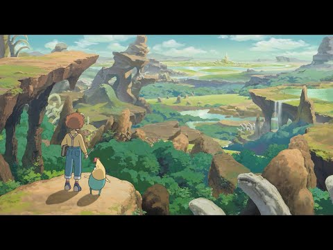 Ni no Kuni: Wrath of the White Witch Remastered - E3 Announce Trailer | PS4, PC (Remastered); Switch thumbnail