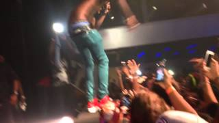 Young Thug - Performs Get TF Out My Face/2 Cups/Hookah/Dann