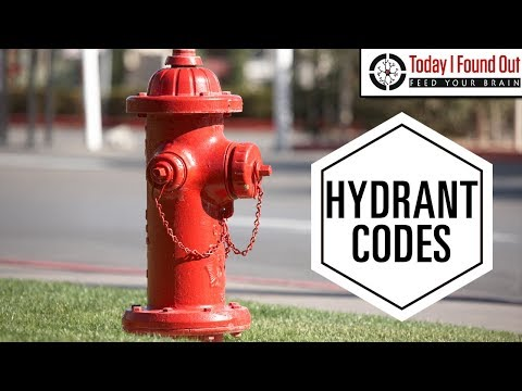 Fire Hydrant Colors Actually Mean Something Mp3