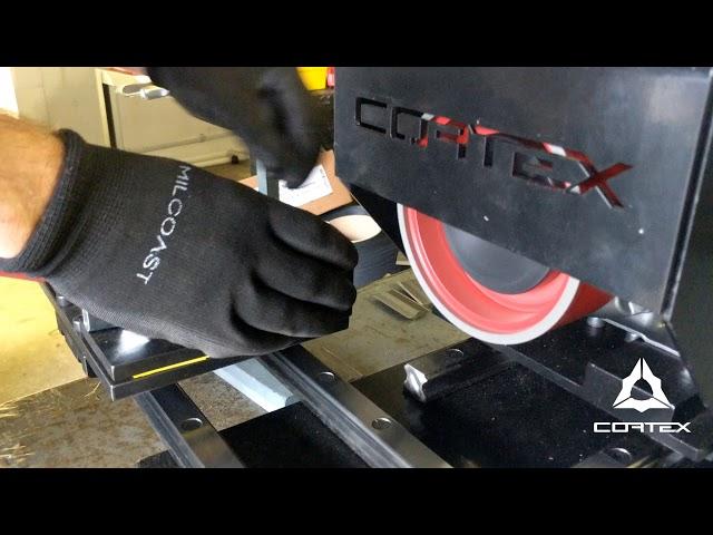 CORTEX HONER: PRECISION GRINDING MACHINE