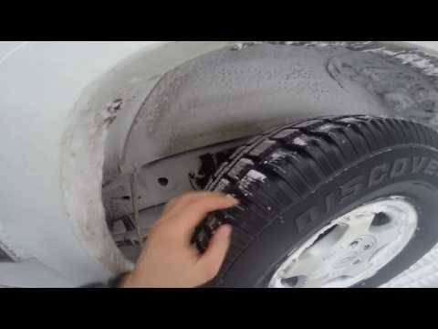 Winter Driving Tips  Cooper Discover MS snow tire review  Flashing light rant