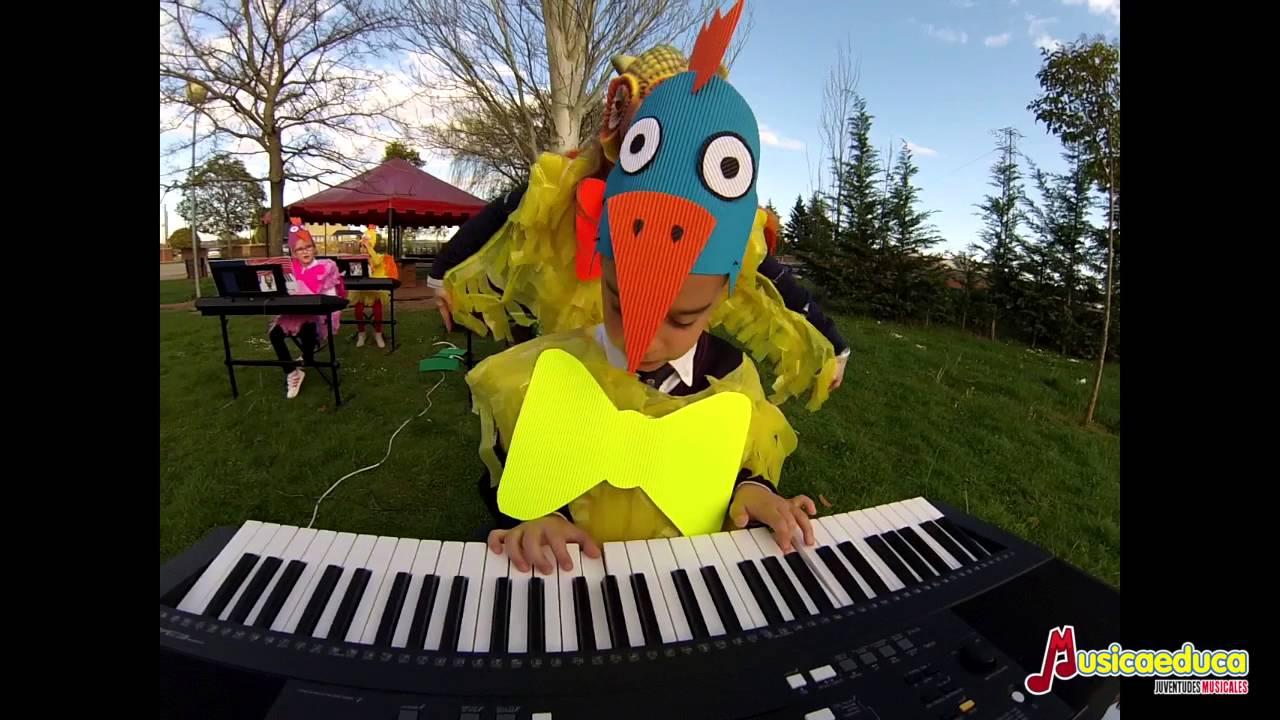 Soy un pájaro - Grupo de Alumnos de Mi Teclado 2 - Conservatorio Peñacorada de León