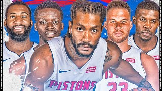 Detroit Pistons VERY BEST Plays & Highlights From 2019-20 NBA Season!
