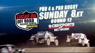 Pro4/Pro Buggy Round 12 Promo
