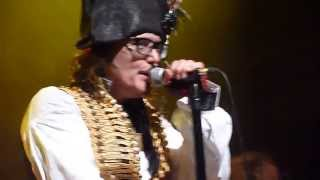 Adam Ant - Whip In My Valise - O2 Academy, Leicester - 24th April 2013