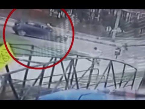 VIDEO   Delincuentes asesinan a conductor que los enfrentó por robarle a otro ciudadano