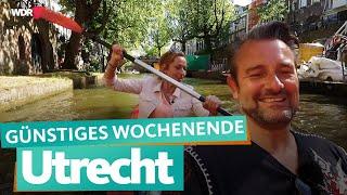 preview picture of video 'Städtetrip Utrecht | WDR Reisen'