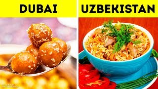 $1 Street Food You Can Try In Different Countries