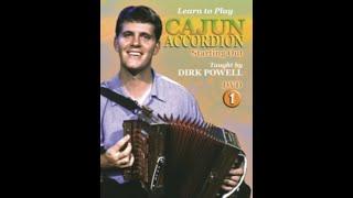 Learn To Play Cajun Accordion - DVD 1
