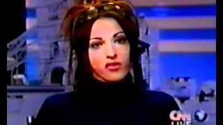Dana International - After the Eurovision 1998 CNN Interview