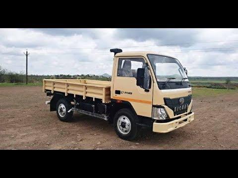 Eicher Trucks - Buy and Check Prices Online for Eicher