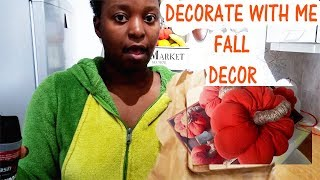 DECORATE WITH ME FALL 2017