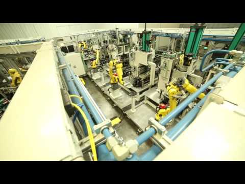 GM SGE Water Pump Manufacturing Facility
