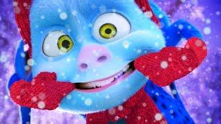 Джинглики ❄️ Зимний сборник ❄️Добрые мультики для детей 2018