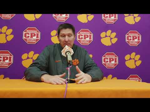Brad Brownell previews UNC