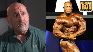 IFBB Pro Head Judge Explains Why Phil Heath Lost Olympia 2018   Steve Weinberger Interview