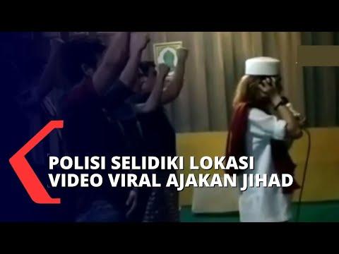 beredar video viral lafal adzan diganti ajakan jihad masyarakat diminta tidak terprovokasi
