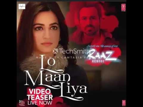 Lo Maan Liya - HD Video Song | Raaz Reboot | Emraan Hashmi, Kriti Kharbanda | Arijit Singh