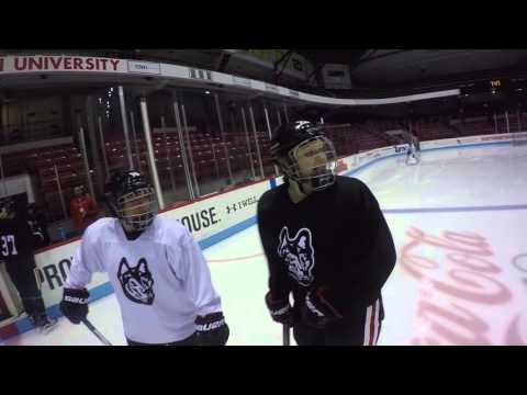 Take a Ride With Kendall Coyne