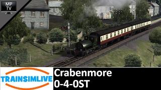 Train Simulator - Crabenmore, 0-4-0ST Saddletank