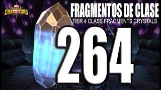 264 Cristales de Fragmentos de Clase de 4 Estrellas - Marvel Contest of Champions