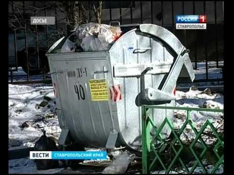Плату за вывоз мусора будут взимать отдельно