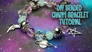 How To Create A Beaded Charm Bracelet