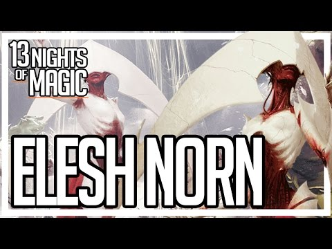 MTG Lore: Elesh Norn