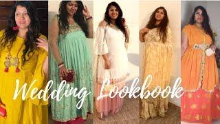 Indian Wedding Lookbook 2017   Wedding Outfit Ideas   Priyanka Boppana