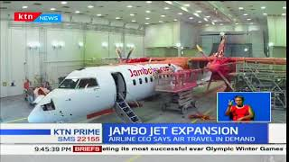 Jambo Jet increases its flights