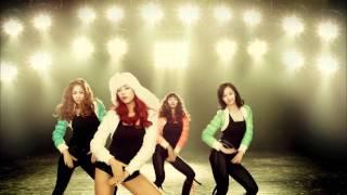 Sistar - How Dare You (니까짓게)