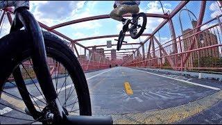 DailyCruise 31: Back in NYC! (BMX)