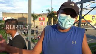 Honduras: New migrant caravan begins amid pandemic