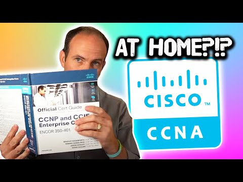 Take Your CCNA Exam... AT HOME!?!: Live Replay - Keeping IT ...