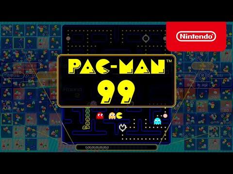 Announcement Trailer de Pac-Man 99