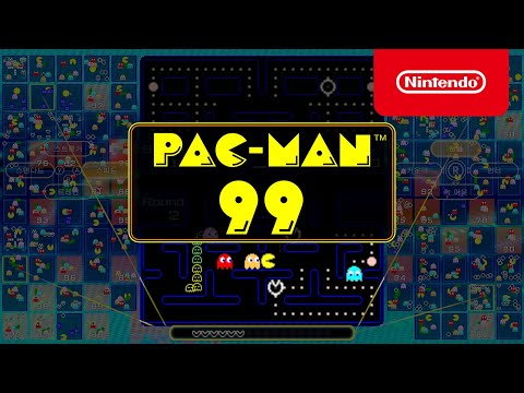 Download PAC-MAN™ 99 - Announcement Trailer - Nintendo Switch HD Mp4 3GP Video and MP3