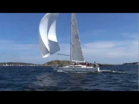 X-Yachts Xp 38 video