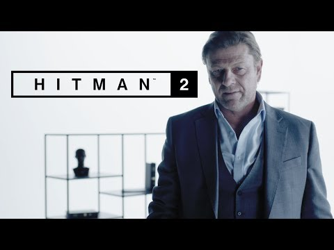 HITMAN 2 – Sean Bean Elusive Target #1 Reveal thumbnail