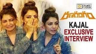 Kajal Agarwal Exclusive Interview about Ranarangam Movie || Sharwanand, Kalyani Priyadarshan