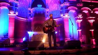 Chuck Ragan - Ringkirche Wiesbaden - Nov. 2nd 2017 (Part I)