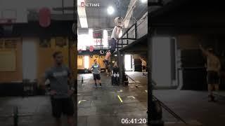 21.3 CrossFit Open Winner: Agustin Richelme